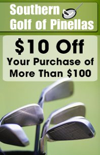 Coupon, Golf Store in St. Petersburg, FL